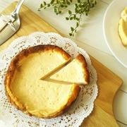 全部フライパンでOK!オーブンなしで作れるチーズケーキレシピ