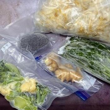 #家にいよう【野菜の保存】野菜不足が心配だから!