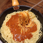 スパゲティーを1分で茹でる方法。