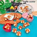 ワッフルクッキー(waffle cookie)