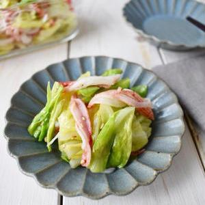 野菜がもりもり食べられる!「うま塩サラダ」のおすすめレシピ