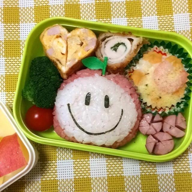 2015/02/19 幼稚園弁当☆ジバニャンのつもりが… キャラ弁