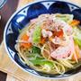 無性にちゃんぽんが食べたくなったらこの「即席ちゃんぽん」レシピで【今週はあったかい麺】