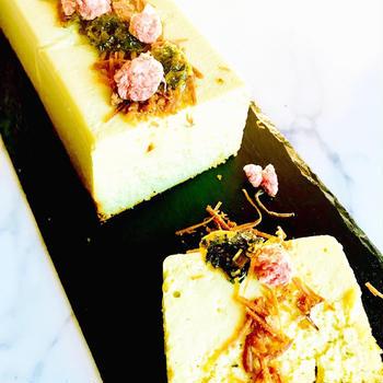 青丹よし万葉チーズケーキ♪