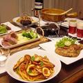チーズフォンデュで晩ご飯 by kogumaさん