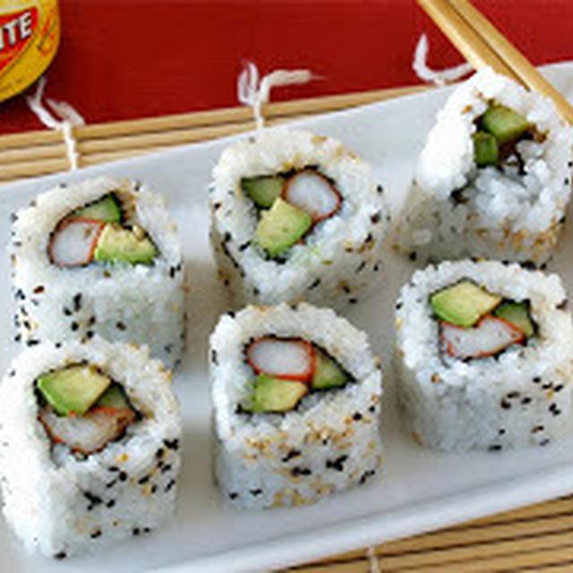 美容に嬉しいベジマイト寿司の作り方 (動画レシピ)