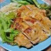 鳥肉のパイナップルチリソテー
