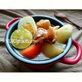 〜すだちがnice!お野菜たっぷり関西風どて焼き(作りおき)〜 by YUKImamaさん