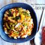 ♡超簡単のっけごはん♡豚肉と白菜のオイスター丼♡【#あんかけ#時短#節約】