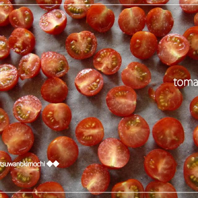 プチトマトdeセミ・ドライトマト