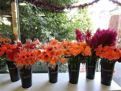 花と料理で楽しむ♪ハッピーハロウィン講座