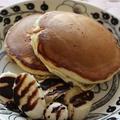 ふわふわパンケーキの作り方 by chi-さん