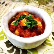 タコのトマト煮