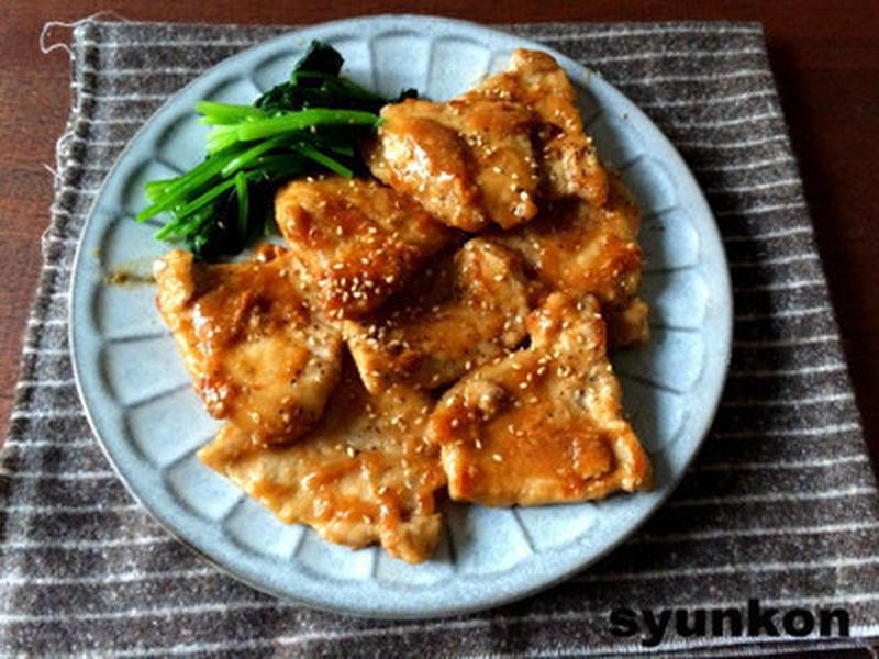 生姜焼きのレパートリーが増える!調味料ちょい足しワザ5選