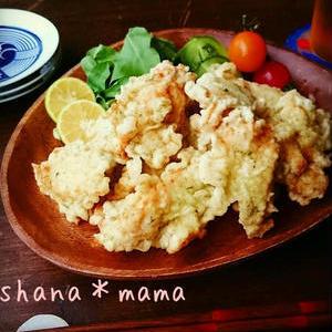サクっとおいしい!麺類に合わせたい「ささみの天ぷら」レシピ