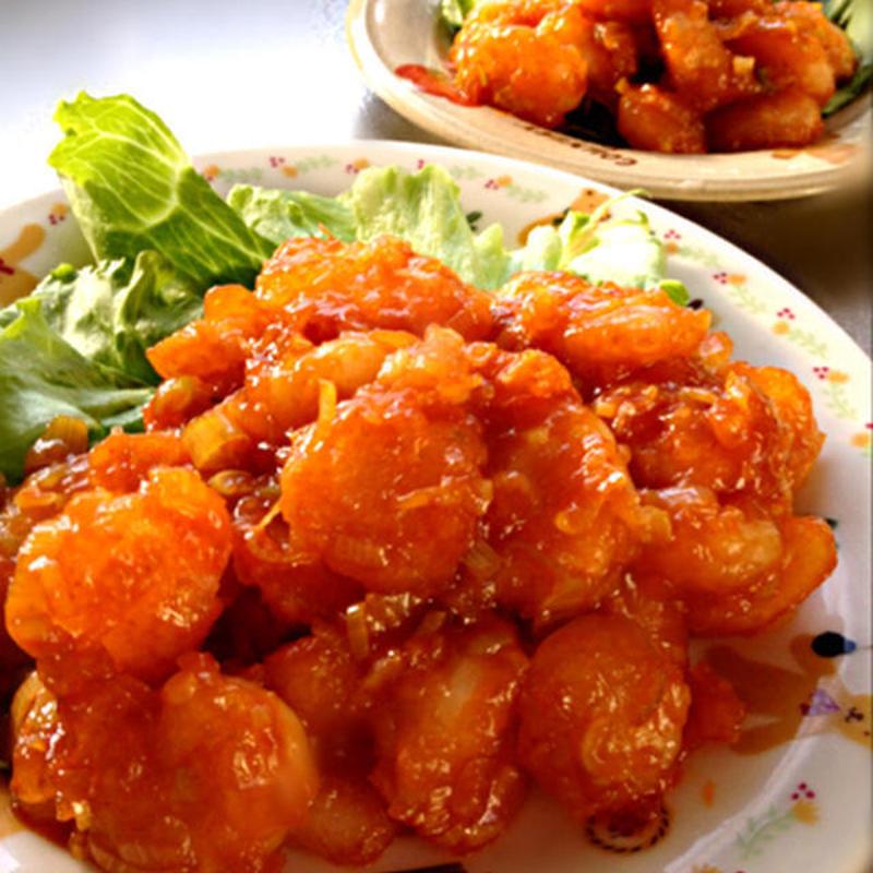 「ケチャップ」を活用♪定食屋さんみたいな中華のおかず
