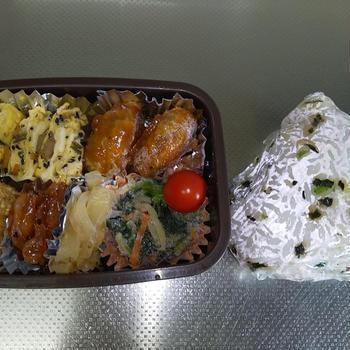 7月24日(水)お弁当☆(*^▽^*)