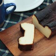 混ぜて焼くだけなのに本格的!「バスクチーズケーキ」をおうちで作ろう!
