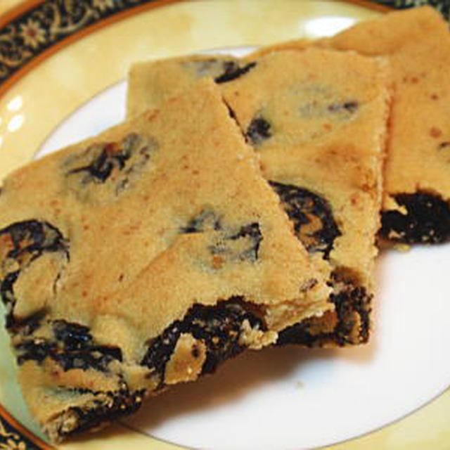 ラムレーズン入りソフトクッキー(レシピ付)