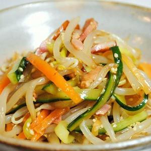 野菜がもりもり食べられる!さっぱりおいしい「中華サラダ」レシピ