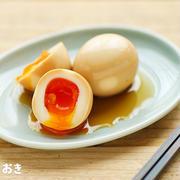 基本の煮卵(味玉)