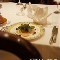 銀座ラ・トゥールのバックヤードから@ぐるなびシェフごはん料理教室。