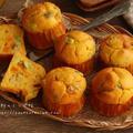 米粉で作るかぼちゃのお食事マフィン 作り方