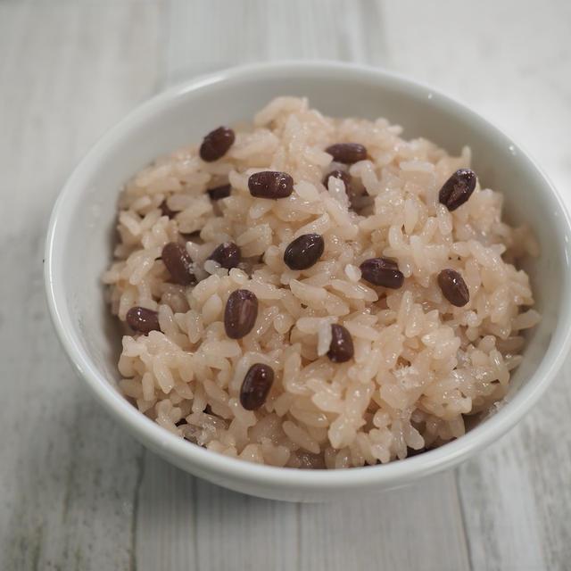 蒸し器で作るお赤飯【#簡単レシピ】