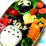 5月のお弁当2/トトロ☆