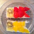 子どもの日  鯉のぼりケーキ