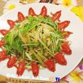 春野菜のフィットチーネ🍽食物繊維たっぷりパスタ