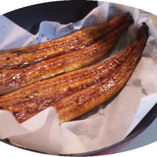 土用丑@COSTCO~うなぎ蒲焼温めレシピ*~   &ひつまぶし (キッチン ラボ)
