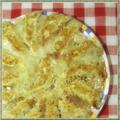 大豆のお肉入り♪キャベツとニラの餃子