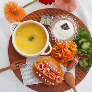 インスタで人気のプレート料理!「#パンプレート」でおうちカフェ気分