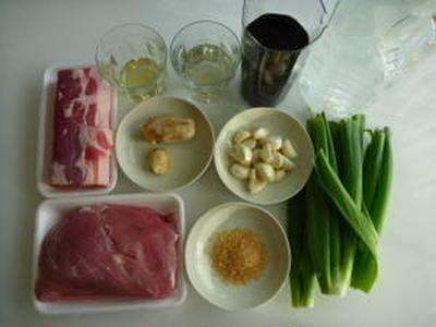 チャーシュー作り(バラ肉・もも肉)
