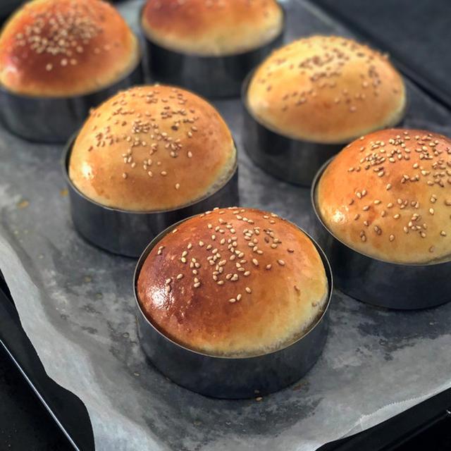 ブロック肉から作るバーガーパテ おうちバーガー