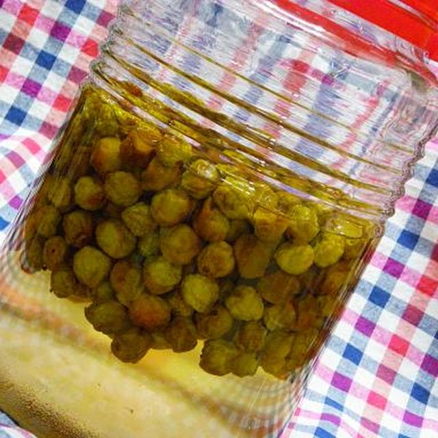 初夏の味!梅シロップ