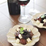 週末はボジョパ!!赤ワインに合うお肉おかず6選☆