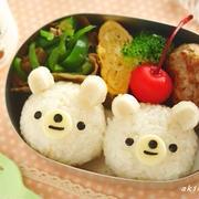 幼稚園弁当の参考に♪akinoichigoさんの簡単・かわいいキャラ弁レシピ