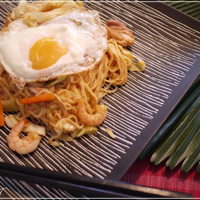 素麺 de ミーゴレン