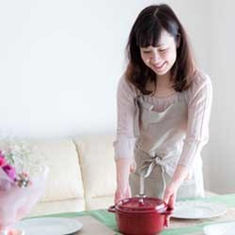 ネクストフーディスト3期生。「料理を通じて悩みを解決したりみんなが笑顔になるような活動に貢献していき...