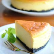 ニューヨークチーズケーキ ☆