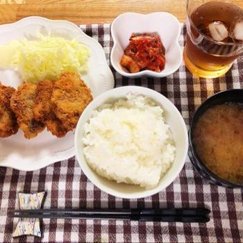 ☆ヒレカツ定食☆