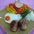 簡単!おいしい!野菜たっぷり朝ごはん