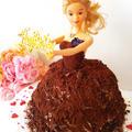ドールケーキ《フォレノワール編・誕生日やクリスマスケーキに》