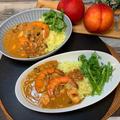 【カレーアンバサダー】えびのココナッツカレー♪これが家で食べられるのは嬉しい味