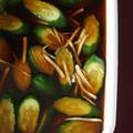 お弁当にも♪きゅうりと生姜のたまり漬け