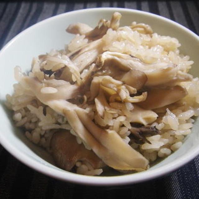 舞茸の炊き込みご飯・料理レシピ