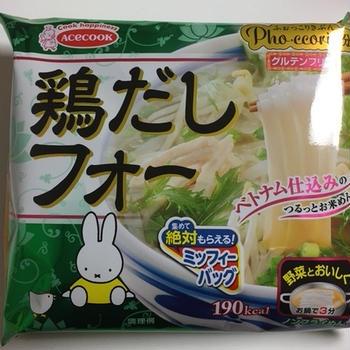モラタメ☆エースコック (袋)Pho・ccori気分 鶏だしフォー