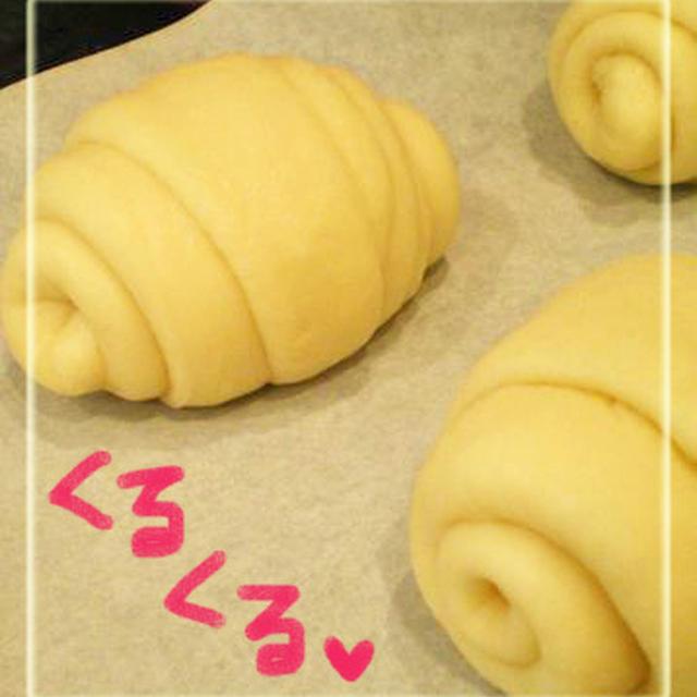 リッチなロールパン☆生地作りはホームベーカリーに任せて甘&辛なHBバターロール!